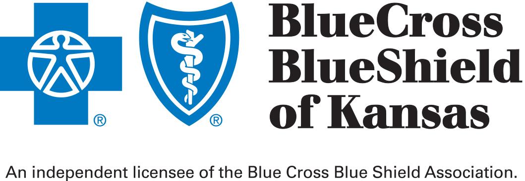 BCBSKS logo P300 blk w tag